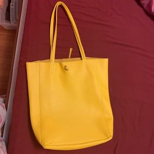 Genuine leather tote bag straight from ITALY